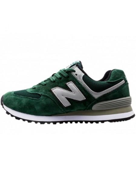Кроссовки New Balance 574 NYC Green