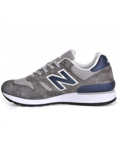 Кроссовки New Balance 670 Grey/Navy