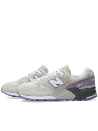 "Кроссовки New Balance 999 ""Cherry Blossom Pack"" Lover Purple/Grey/White"