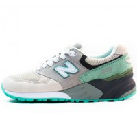 Кроссовки New Balance 999 Grey/Mint