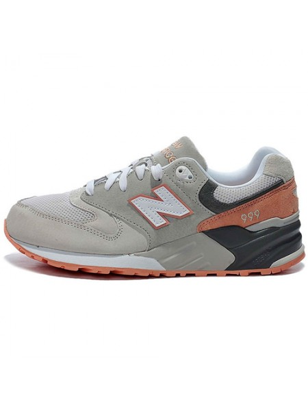 Кроссовки New Balance 999 Grey/Brown
