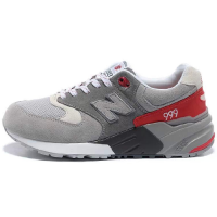 Кроссовки New Balance 999 Grey/Red