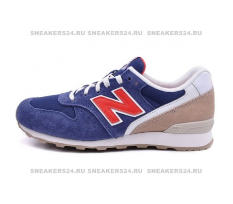 Кроссовки New Balance 996 Blue/Beige