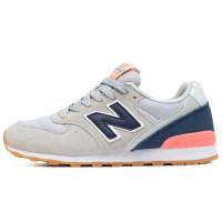 Кроссовки New Balance 996 Light Grey/Navy/Pink
