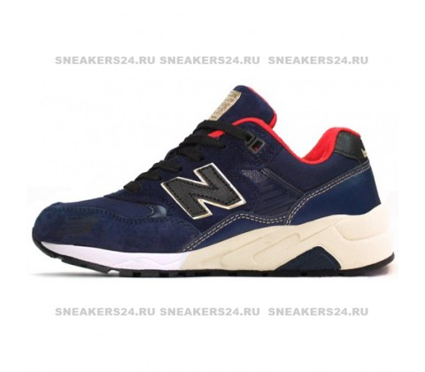 Кроссовки New Balance 580 Elite Edition Navy/Red