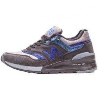 Кроссовки New Balance 997 Grey/Blue