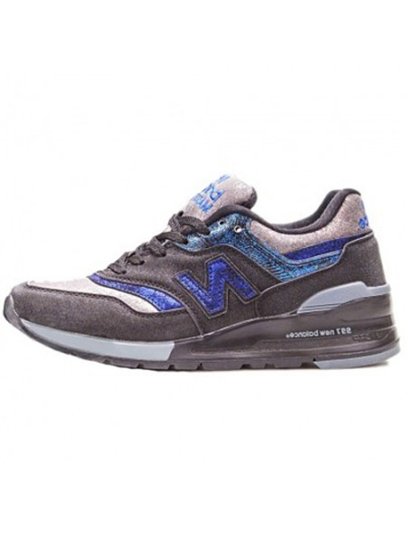 Кроссовки New Balance 997 Grey/Blue