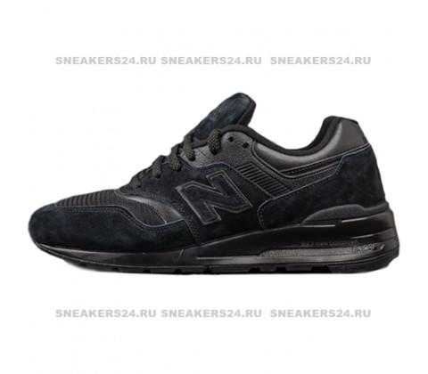 Кроссовки New Balance 997 Black Edition