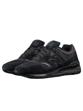 Кроссовки New Balance 997 Black Edition