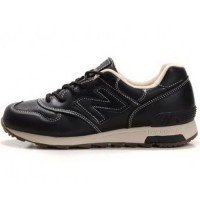 Кроссовки New Balance 1400 Black Leather