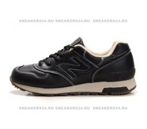 Кроссовки New Balance 1400 Black Leather