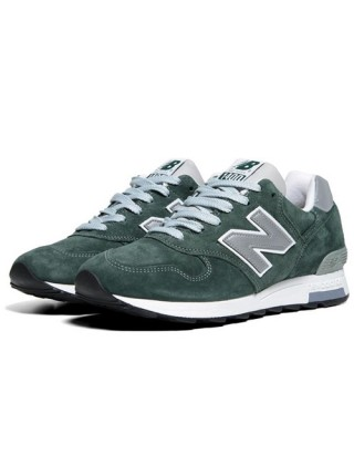 Кроссовки New Balance 1400 Khaki/Green/White
