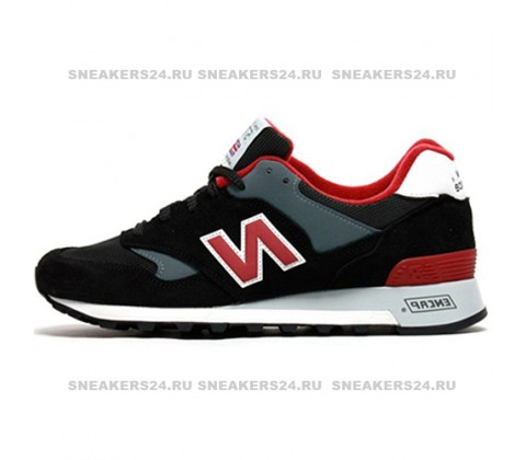 Кроссовки New Balance 577 Black/Grey