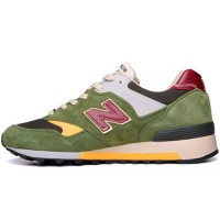 Кроссовки New Balance 577 Green/Khaki