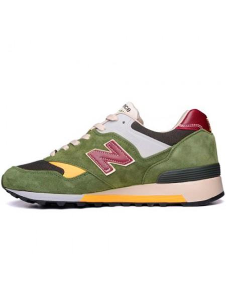 Кроссовки New Balance 577 Green/Khaki