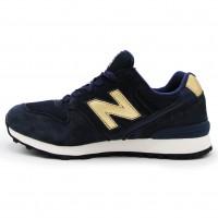 Кроссовки New Balance 996 Dark Blue/Bronze