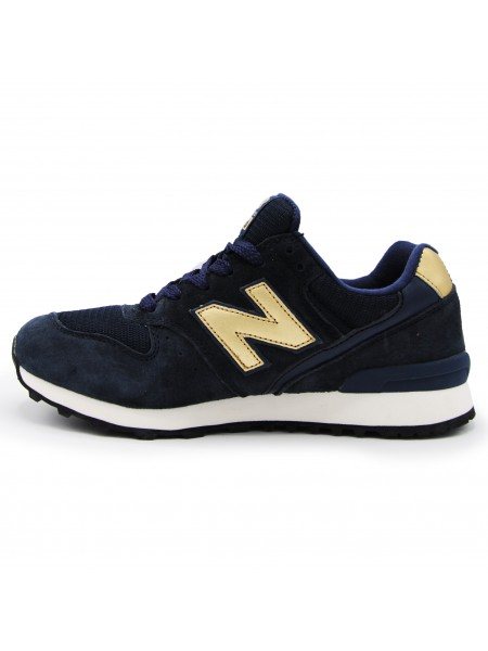 Кроссовки New Balance 996 Dark Blue/Bronze
