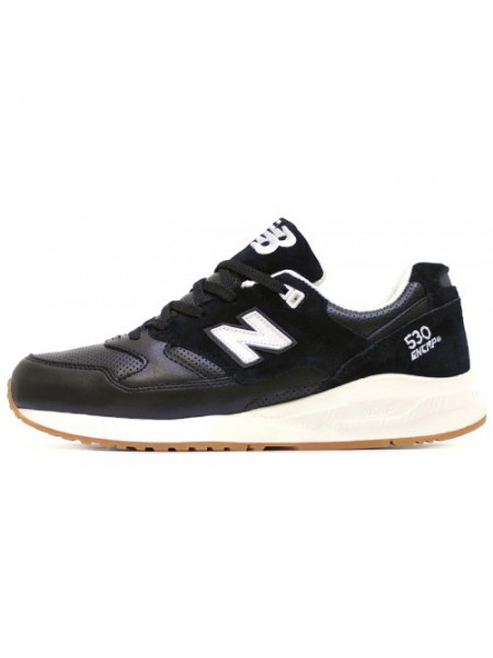Кроссовки New Balance 530 Black/White