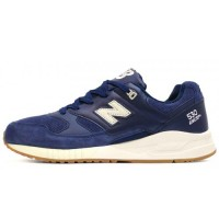 Кроссовки New Balance 530 Dark Blue/Blue