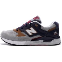 Кроссовки New Balance 530 Dark Blue/Grey