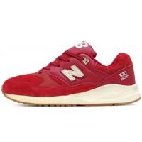 Кроссовки New Balance 530 Red/White