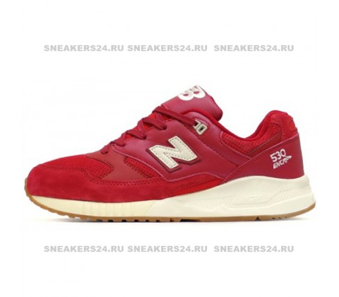 Кроссовки New Balance 530 Red/White