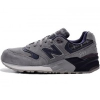 "Кроссовки New Balance 999 ""Tartan"" Pack Cool Grey/Purple"