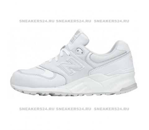 Кроссовки New Balance 999 All White