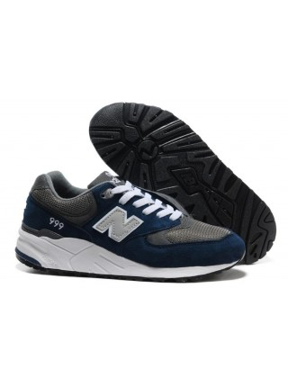 Кроссовки New Balance 999 Dark/Blue/Grey