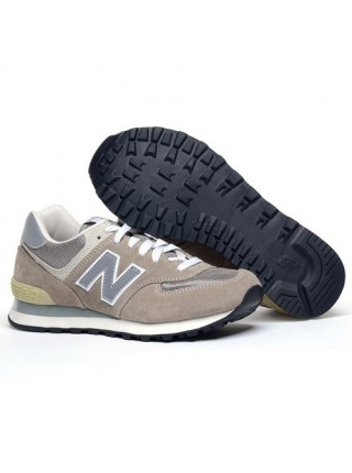Кроссовки New Balance 574 Biege/White