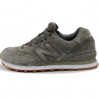 Кроссовки New Balance 574 Grey/Brown