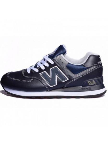 Кроссовки New Balance 574 Classic Darkly Blue