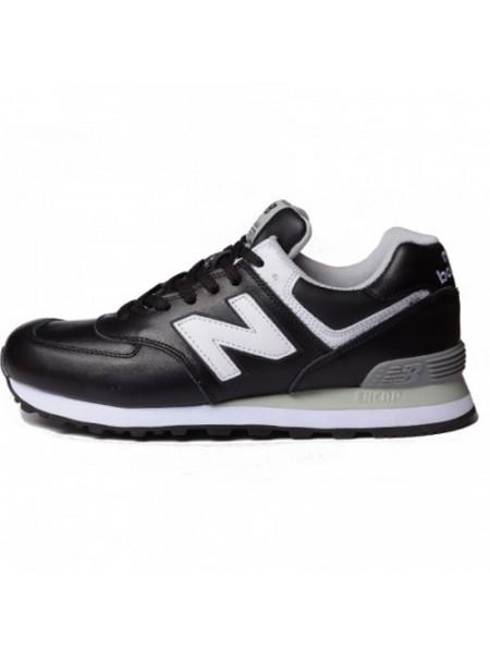 Кроссовки New Balance 574 Classic Black/White