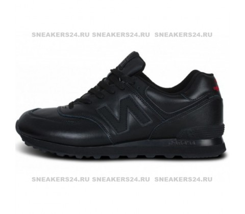 Кроссовки New Balance 574  Triple Black