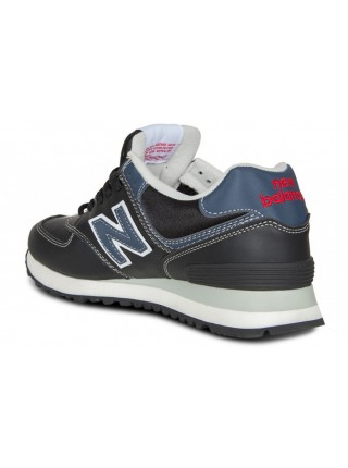 Кроссовки New Balance 574 Black/Blue