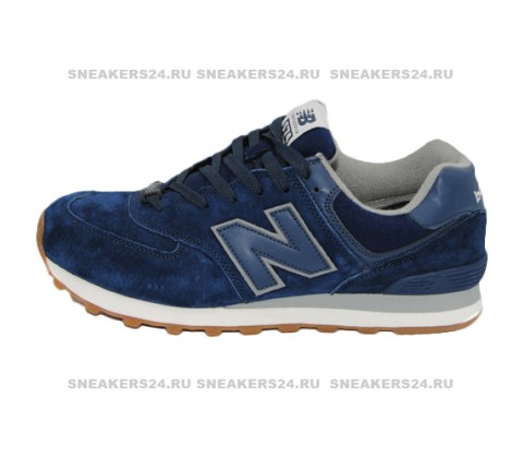 Кроссовки New Balance 574 Blue/Grey