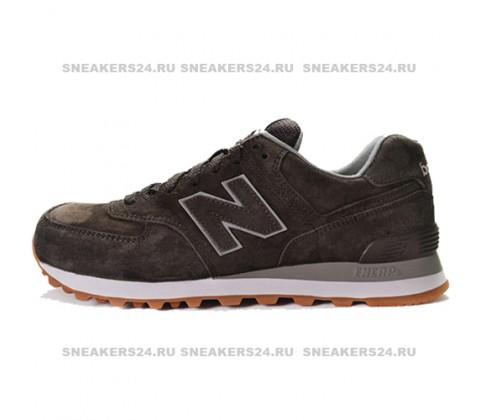 Кроссовки New Balance 574 Brown