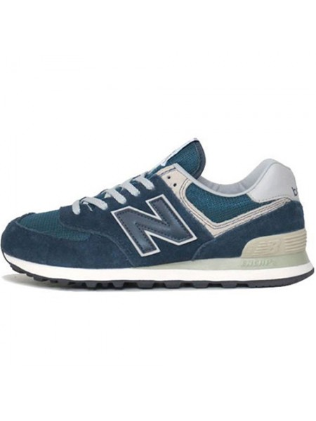 Кроссовки New Balance 574 Grey/Blue