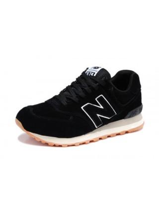 Кроссовки New Balance 574 Black