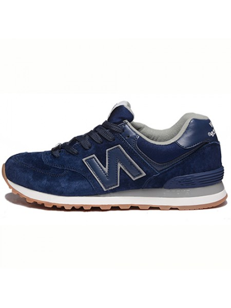 Кроссовки New Balance 574 Blue/Denim