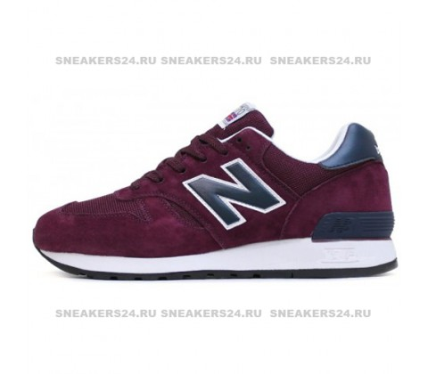 Кроссовки New Balance 670 Cherry/Black