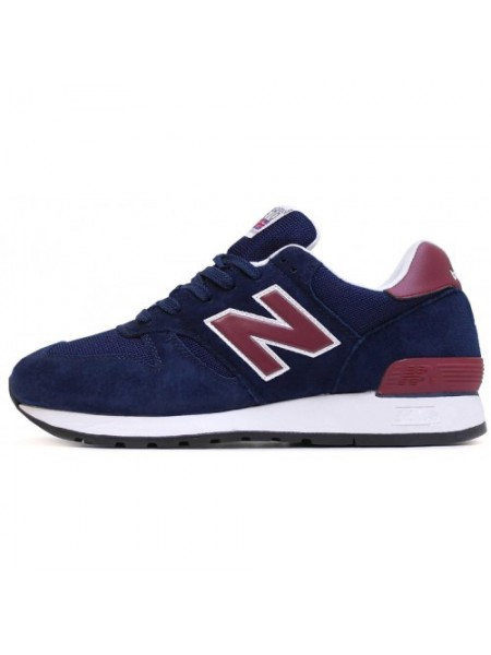 Кроссовки New Balance 670 Navy/Cherry