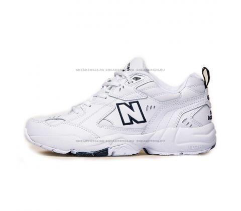 Кроссовки New Balance 608 White/Black