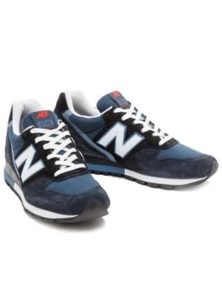 Кроссовки New Balance 996 Blue/Black/White