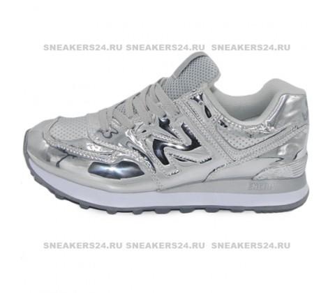 Кроссовки New Balance 574 Silver Lacquer