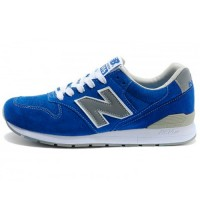 Кроссовки New Balance 996 Blue/Grey/White