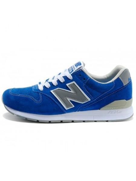 Кроссовки New Balance 996 Blue/Grey/White
