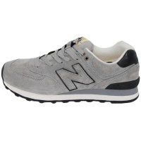 Кроссовки New Balance 574 Light Gray/Black