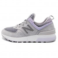 Кроссовки New Balance 574 S Lightly Gray/Lightly Mauve