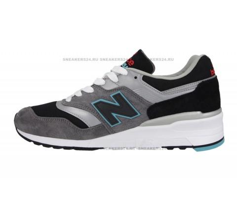 Кроссовки New Balance 997 Grey/Black